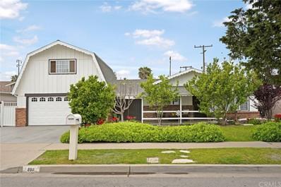 880 Capital Street, Costa Mesa, CA 92627 - MLS#: OC19112164