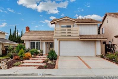 14 Via Jaquima, Rancho Santa Margarita, CA 92688 - MLS#: OC19112747