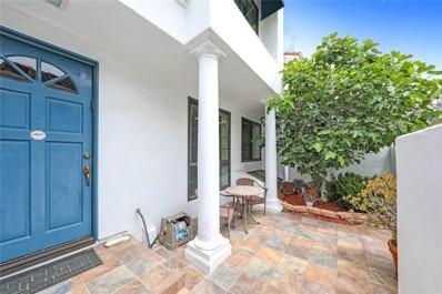 19502 Ranch Lane UNIT 110, Huntington Beach, CA 92648 - MLS#: OC19112924