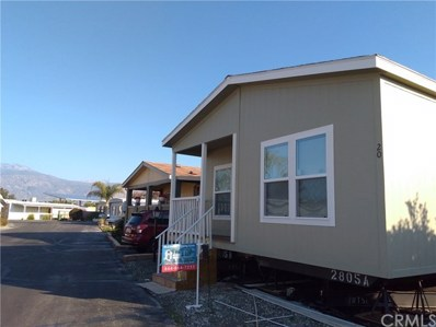 881 N Lake Street UNIT 20, Hemet, CA 92544 - MLS#: OC19113115