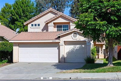 39879 Wild Canary Lane, Murrieta, CA 92562 - MLS#: OC19113759