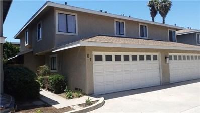 552 Hamilton Street UNIT E1, Costa Mesa, CA 92627 - MLS#: OC19114060