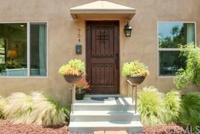 754 Main Street, Huntington Beach, CA 92648 - MLS#: OC19114199