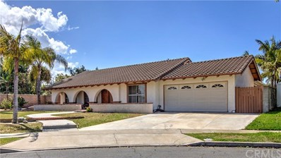 9984 Aster Circle, Fountain Valley, CA 92708 - MLS#: OC19116832