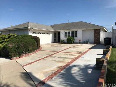 6102 Thor Drive, Huntington Beach, CA 92647 - MLS#: OC19117040