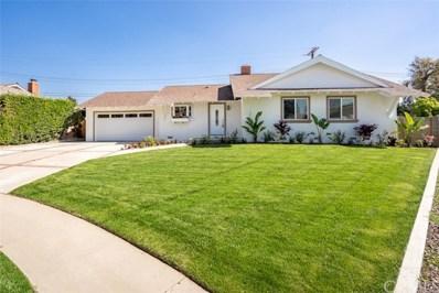 16612 El Cajon Avenue, Yorba Linda, CA 92886 - MLS#: OC19117781