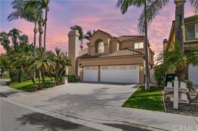 25742 Wood Brook Road, Laguna Hills, CA 92653 - MLS#: OC19118667