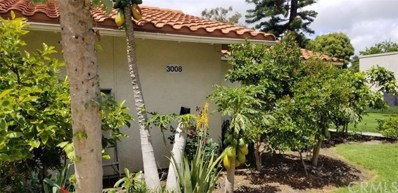 3008 Via Buena Vista UNIT B, Laguna Woods, CA 92637 - MLS#: OC19118888