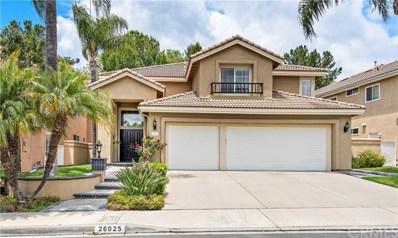 26025 Camino Largo, Mission Viejo, CA 92692 - MLS#: OC19119005