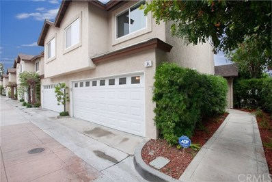 2233 Fairview Road UNIT A, Costa Mesa, CA 92627 - MLS#: OC19120281