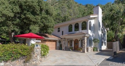 14882 Wildcat Canyon Road, Silverado Canyon, CA 92676 - MLS#: OC19124178