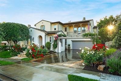 54 Corte Vidriosa, San Clemente, CA 92673 - MLS#: OC19124708