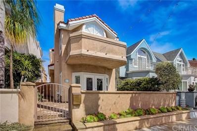 607 8th Street, Huntington Beach, CA 92648 - MLS#: OC19125632