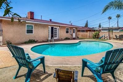 4201 W Tiller Avenue, Orange, CA 92868 - MLS#: OC19125679