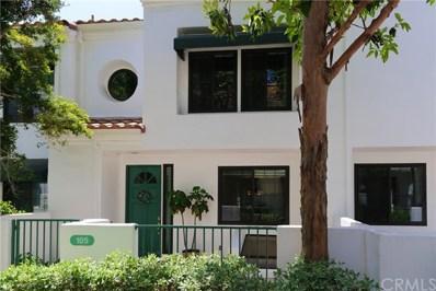 19562 Pompano Lane UNIT 105, Huntington Beach, CA 92648 - MLS#: OC19127449