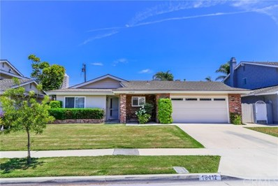 16412 Gentry Ln, Huntington Beach, CA 92647 - MLS#: OC19127683