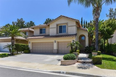 18 Via Indomado, Rancho Santa Margarita, CA 92688 - MLS#: OC19127849