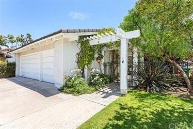 4 Sandpebble, Irvine, CA 92603 - MLS#: OC19128797