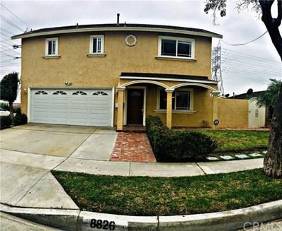 8826 Rose Street, Bellflower, CA 90706 - MLS#: OC19129277