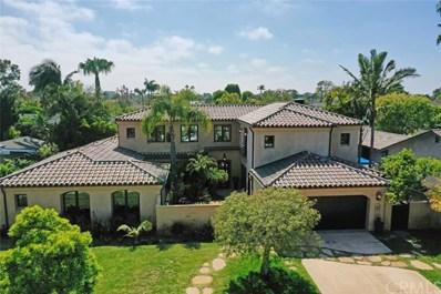 1633 Highland Drive, Newport Beach, CA 92660 - MLS#: OC19129802