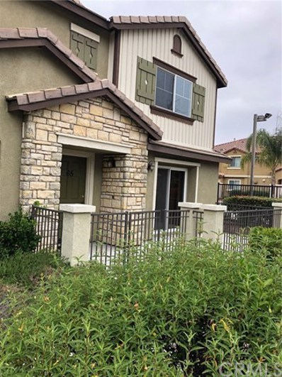 15683 Lasselle Street UNIT 65, Moreno Valley, CA 92551 - MLS#: OC19130425