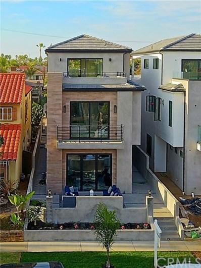 609 17th Street, Huntington Beach, CA 92648 - MLS#: OC19131725