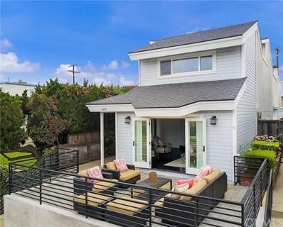 609 13th Street, Huntington Beach, CA 92648 - MLS#: OC19131930