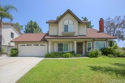 11401 Mount Wallace Court, Rancho Cucamonga, CA 91737 - MLS#: OC19132016