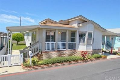 16444 Bolsa Chica Street UNIT 61, Huntington Beach, CA 92649 - MLS#: OC19132118