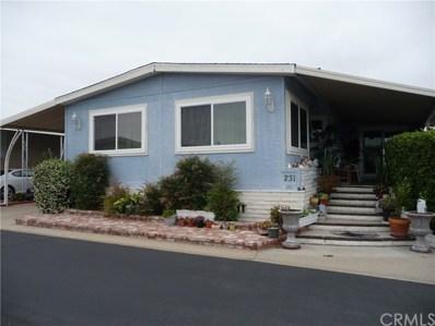 24701 Raymond Way UNIT 231, Lake Forest, CA 92630 - MLS#: OC19132215