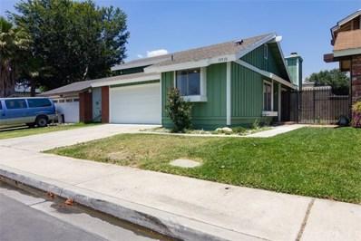 15710 Paine Street UNIT 21, Fontana, CA 92336 - MLS#: OC19132994