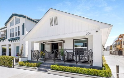 306 Alvarado Place, Newport Beach, CA 92661 - MLS#: OC19133432