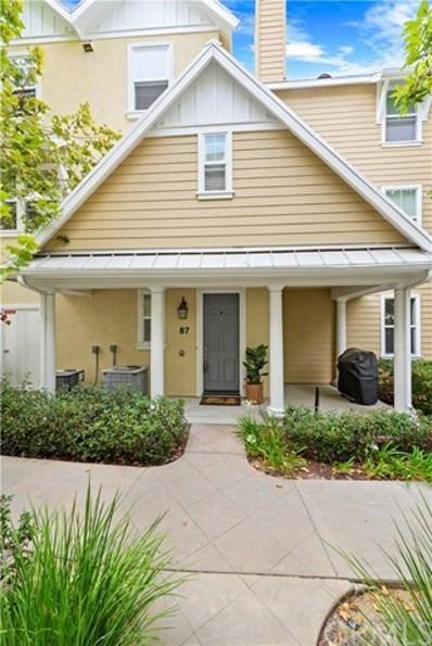 87 Hinterland Way, Ladera Ranch, CA 92694 - MLS#: OC19134743
