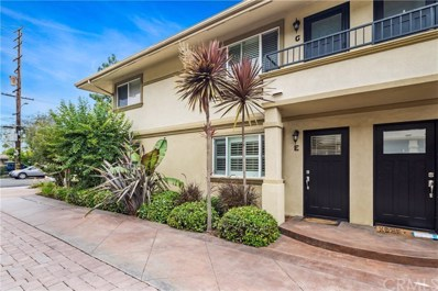 309 Monte Vista Avenue UNIT E, Costa Mesa, CA 92627 - MLS#: OC19135708