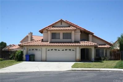 13541 Blue Sage Court, Victorville, CA 92392 - MLS#: OC19136038
