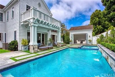 12 Gleneagles Drive, Newport Beach, CA 92660 - MLS#: OC19136196