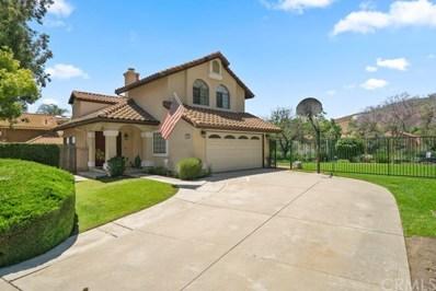 6163 Sunny Meadow Lane, Chino Hills, CA 91709 - MLS#: OC19136723