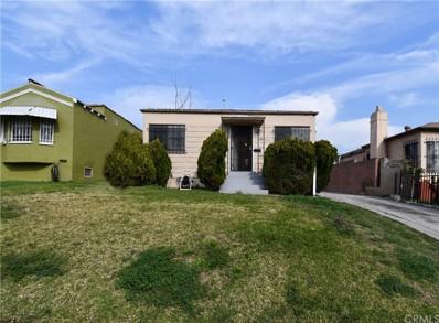 1509 W 104th Street, Los Angeles, CA 90047 - MLS#: OC19138335