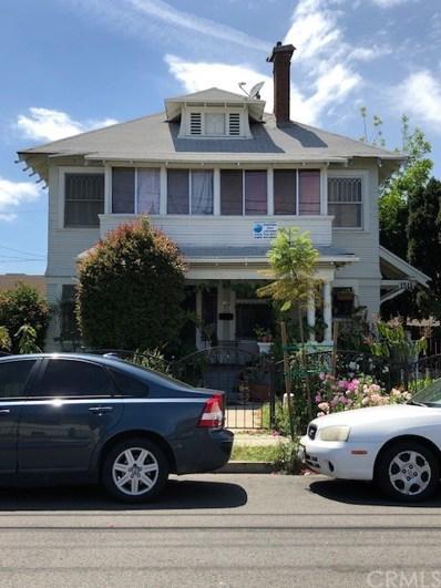 1511 S New Hampshire Avenue, Los Angeles, CA 90006 - MLS#: OC19139201