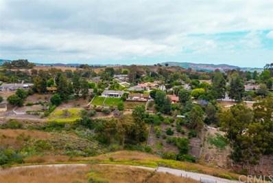 27021 Mission Hills Dr, San Juan Capistrano, CA 92675 - MLS#: OC19141486