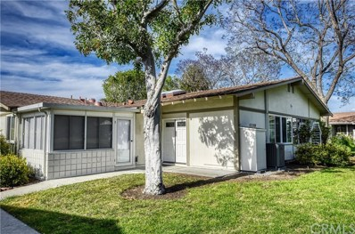 249 Calle Aragon UNIT D, Laguna Woods, CA 92637 - MLS#: OC19141880
