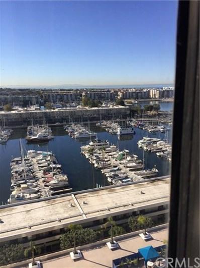 4314 Marina City Dr. UNIT 1018, Marina del Rey, CA 90292 - MLS#: OC19145828