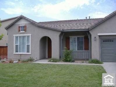608 Peregrine Lane, San Jacinto, CA 92582 - MLS#: OC19147542