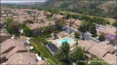 21 Pinzon, Rancho Santa Margarita, CA 92688 - MLS#: OC19150459