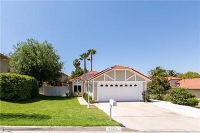 9362 Hot Springs Road, Corona, CA 92883 - MLS#: OC19151817