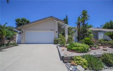 22722 Via Santa Rosa, Mission Viejo, CA 92691 - MLS#: OC19152015