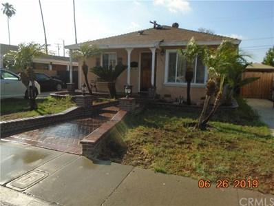 1611 E 52nd Street, Long Beach, CA 90805 - MLS#: OC19154098