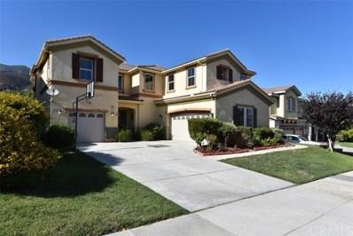 15164 Jackrabbit Street, Fontana, CA 92336 - MLS#: OC19159447