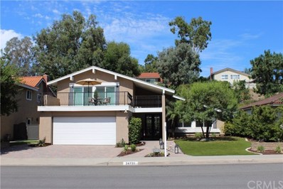 24731 San Vincent Lane, Mission Viejo, CA 92691 - MLS#: OC19159792