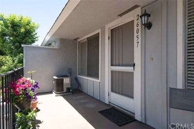 26057 Via Pera UNIT B4, Mission Viejo, CA 92691 - MLS#: OC19160061